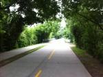 Shaded beauty on the Katy Trail
